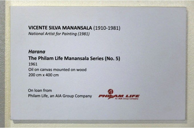 Philam Life Gallery, National Museum, Ana Labrador