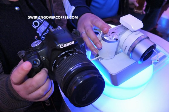 Samsung NX500, Xander Angeles