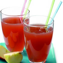 Recipe: Watermelon, cucumber, & apple juice