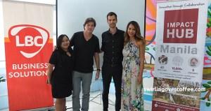 Impact Hub Manila, LBC Express, Fellowship on Mobility
