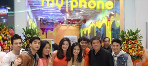 MyPhone Selfie Store, Devon Seron, MyPhone RIO Pixei