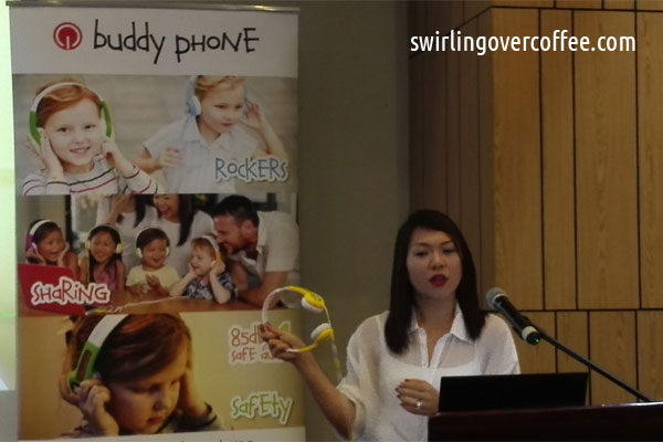 OnanOff co-founder Yvonne Lo talks about the BuddyCable