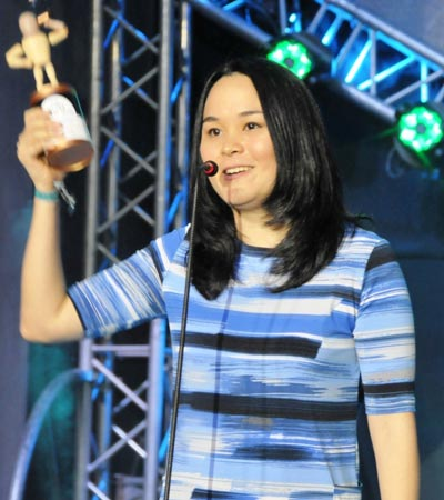Kristine-Lopez-Reyes, Smart PDT The Bozz Awards