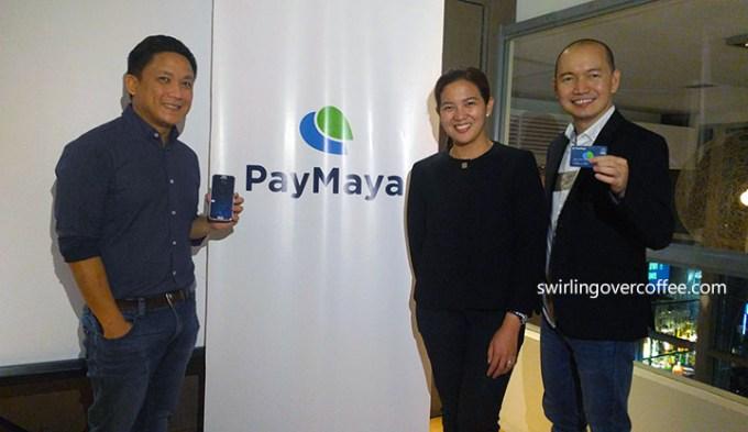 PayMaya, PayMaya with Beep, PayMaya GCash