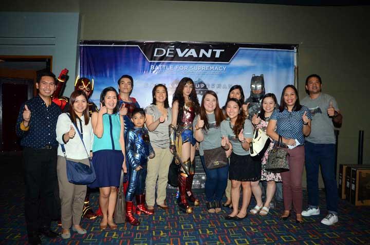 Devant, Devant Battle for Supremacy Promo