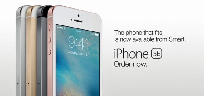 iPhone SE Smart Plan 1500