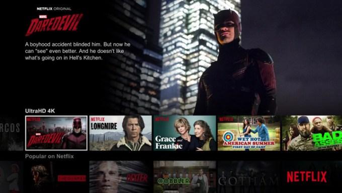 Netflix programs
