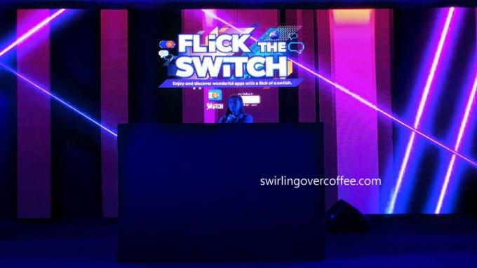 Globe Switch App