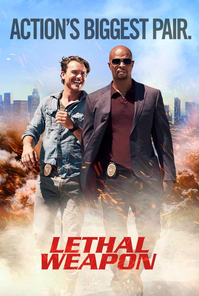 Lethal Weapon 3, Warner TV