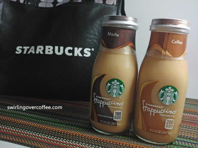 Starbucks Frappuccino, Starbucks Bottled Frappuccino