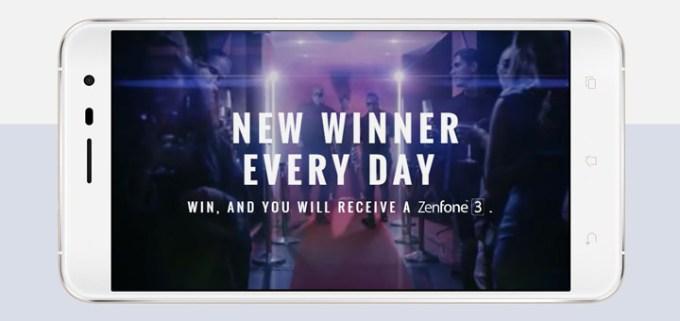 ASUS ZenFone 3, Create Ad