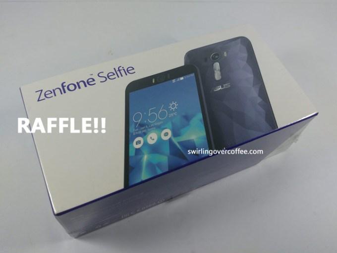 ASUS ZenFone Selfie Raffle