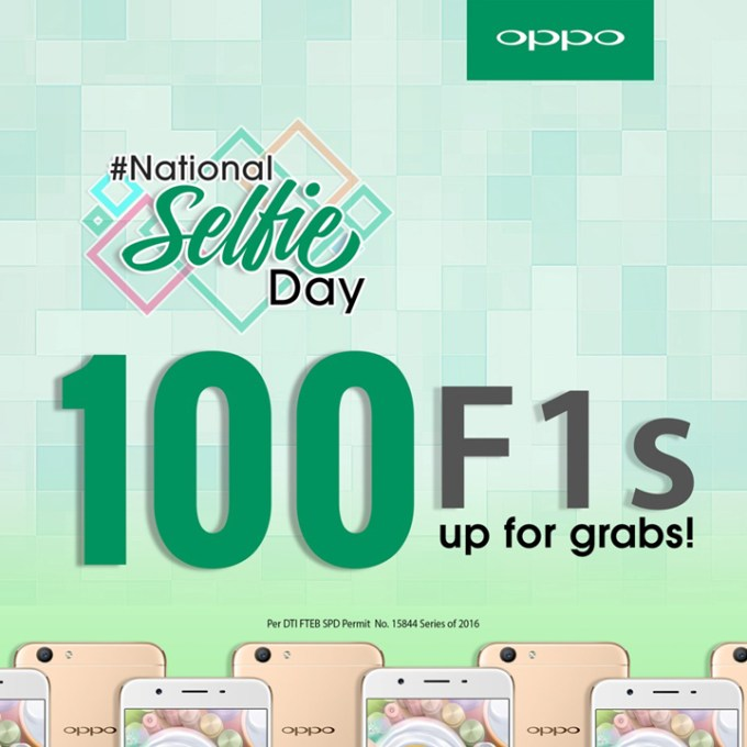 OPPO F1s, National Selfie Day, #NationalSelfieDay