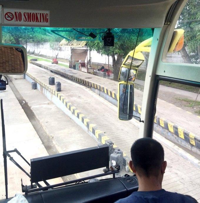 Transcend DrivePro 100, Yanson Bus