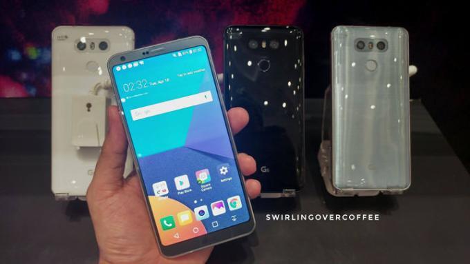 LG G6 price, LG G6 specs