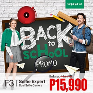 Oppo Back-to-School
