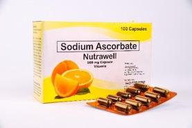 Generika Drugstore, Nutawell Sodium Ascorbate