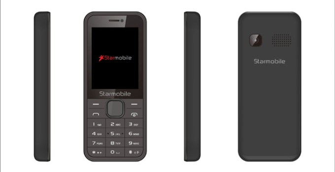 Starmobile FeatureSmart EVO 1