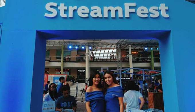 Globe At Home #StreamFest was open to all Cebuanos the whole weekend of July 1 and 2 where customers got to watch free movies from HOOQ, original series from NETFLIX and participate in fun family activities from top Cebuano YouTube creators Chinkytita and WhatoPlay.