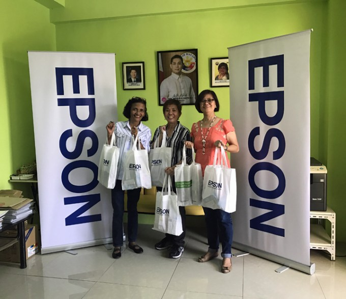 Epson Gift of Brightness Program