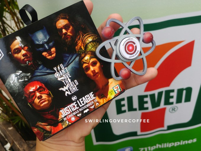 7-eleven Justice League Spinner, Justice League, Fidget Spinner