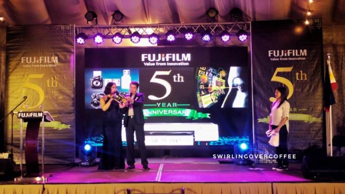 Fujifilm Philippines 5th Anniversary
