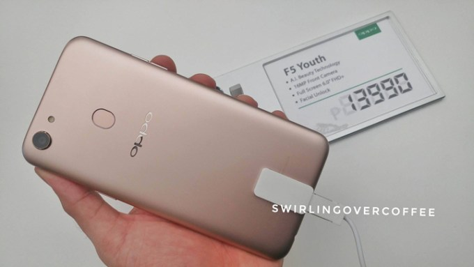 OPPO F5 Youth price, OPPO F5 Youth specs, OPPO F5 Youth unboxing