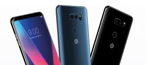 LG V30 OLED Display