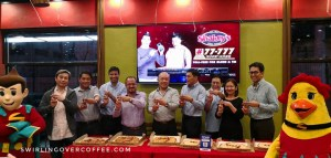 Shakey's and Globe Business and GCash Partnership