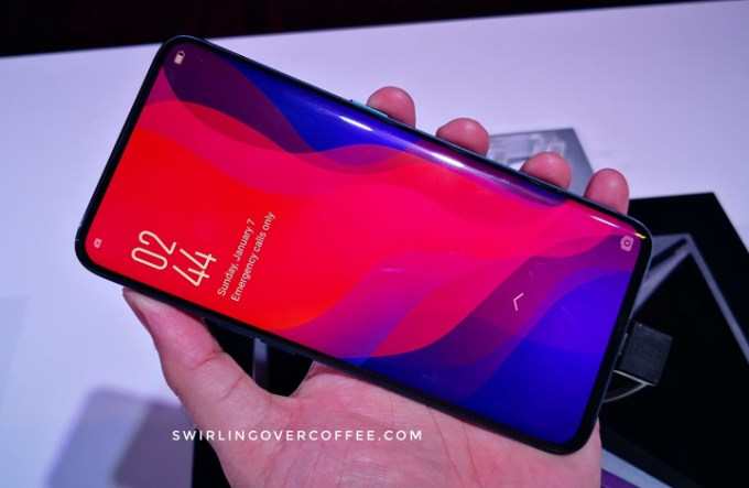 OPPO Find X price, OPPO Find X Specs, OPPO Find X Pre-Order, OPPO Find X Review