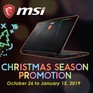 MSI,MSI Gaming Notebooks,P Series,PS42,Prestige,Laptop,Thin Laptop,Thin Bezel Laptop,MSI Christmas Promo