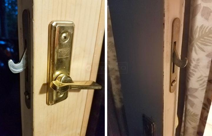 andersen windows and door lock cylinder