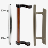 patio glass door replacement handles