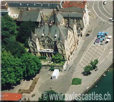 Das Château de l'Aile - zu kaufen für 1 Schweizer Franken