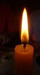 Swisseduc Chemie Eine Kerze Brennt