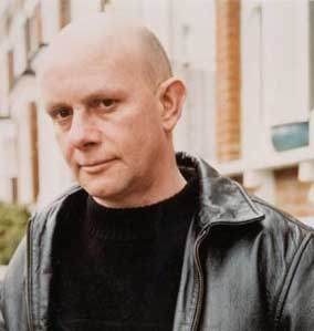 Nick Hornby, author of A Long Way Down, which is expected to be translated on to the big screen. Photo courtesy of SwissEduc Web site.