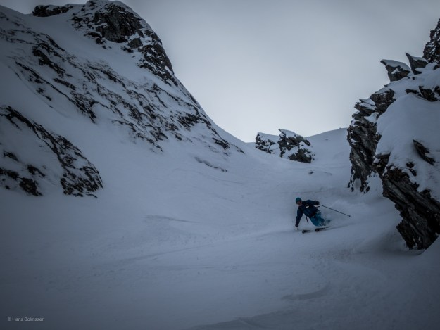 Dark Couloir