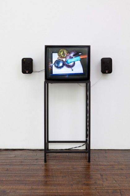 Alex Hubbard, 'Cinepolis,' 2007, 1 minute 51 seconds looped. DVD (color) and sound.