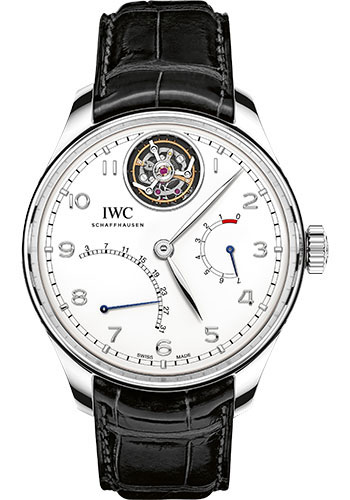 IWC Portuguese Tourbillon Mystere Retrograde Watches