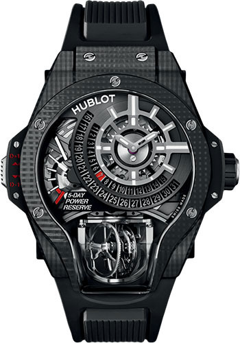 Limited Black Big Bang All King Hublot 48mm Edition