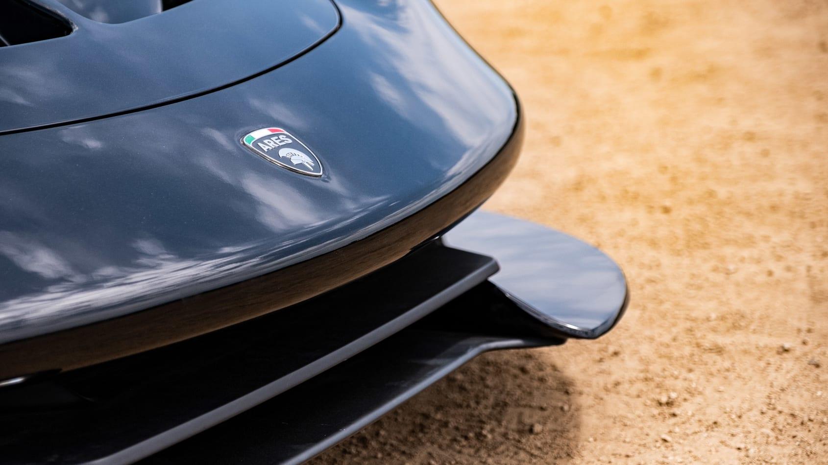Ares Design rivela la sua Supercar Progetto S1 con ben 705cv