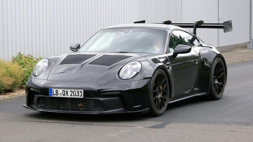 Nuova 992 Porsche 911 GT3 RS