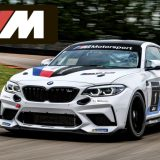 Bmw M2 Cs Racing Cup Italy