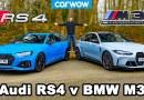 BMW M3 Competition 2021 Vs Audi RS4 Avant