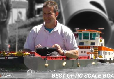 Awesome Big RC Scale Boats
