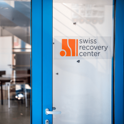 Swiss Recovery Center Logo Porte