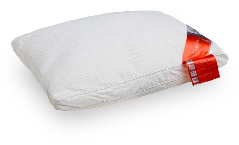 oreiller souple en microfibres avec excellente ventilation convient pour les dormeurs sur le ventre convient egalement pour les enfants