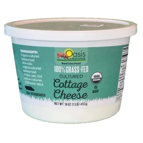 16 oz. Cottage Cheese