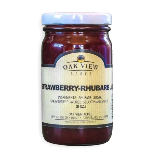 8 oz Blackberry Jelly from Oak View Acres