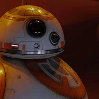 <span>Form before Function: </span><br>3 things BB-8 taught me about thinking 'visual-first'